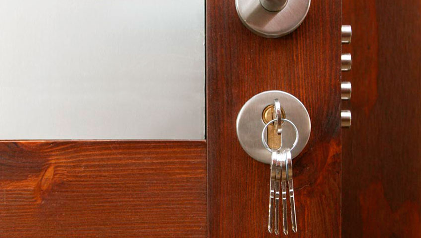 fechadura de porta